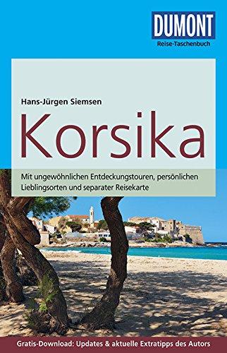 Siemsen, Hans-Jürgen<br />DuMont Reise-Taschenbuch Reiseführer Korsika