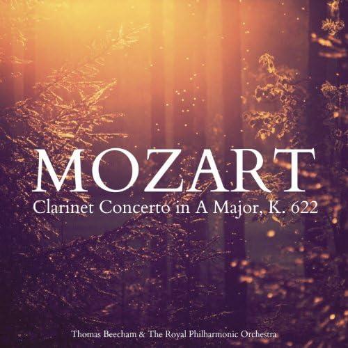 Royal Philharmonic Orchestra, Wolfgang Amadeus Mozart, Thomas Beecham & Jack Brymer
