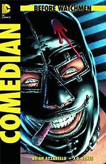 Before Watchmen Comedian #1