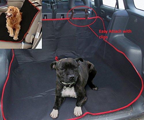 Generic BootCover YCUK2_150815_69 un acce Protector de pantalla para maletero de coche...