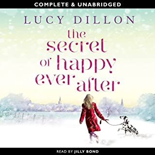 The Secret of Happy Ever After cover art