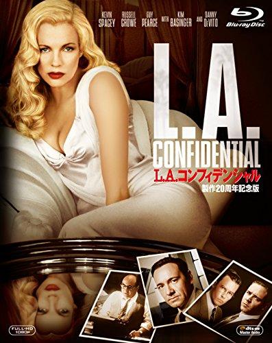 L.A.コンフィデンシャル 製作20周年記念版 [Blu-ray]