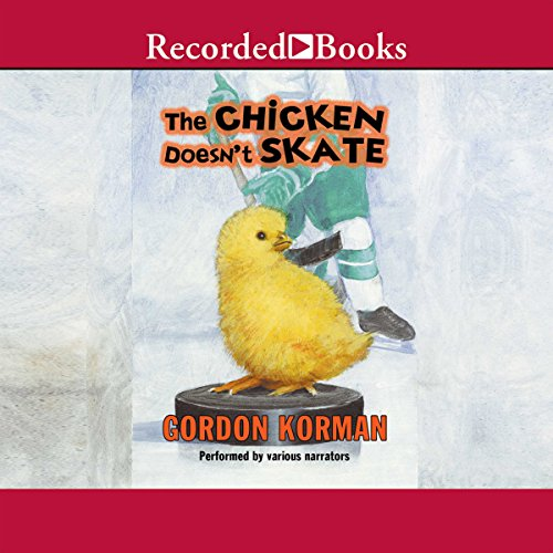 The Chicken Doesn't Skate cover art