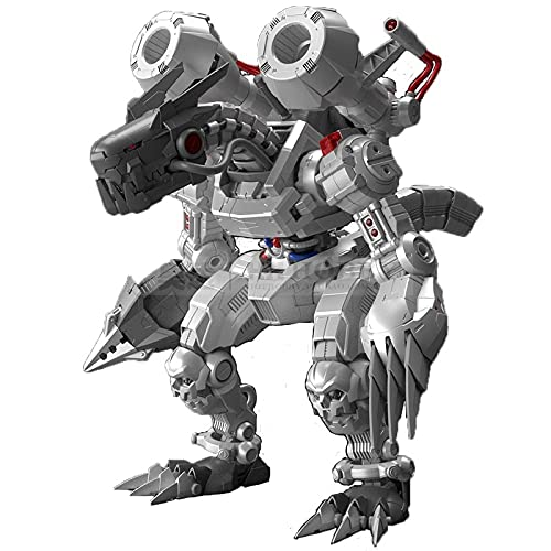 Anime Digimon Adventure Digimon Monster Mugendramon Estatua, Vinilo PVC Acción Y Juguetes Figuras Modelo Juguetes para Niños