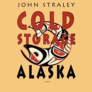 Cold Storage, Alaska audiobook cover art