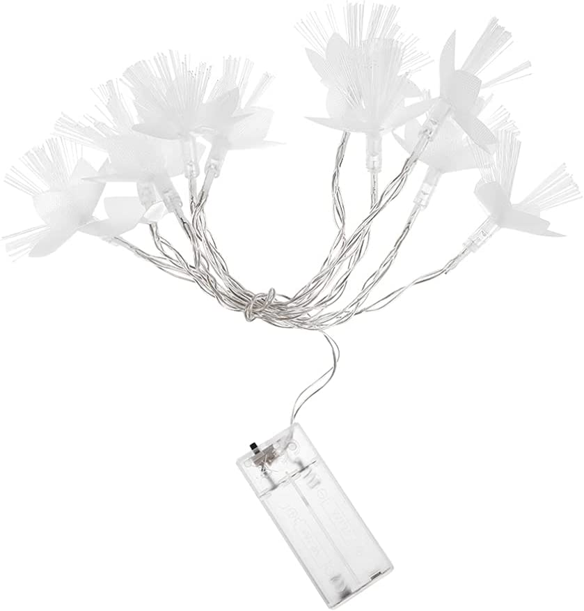 OSALADI 1. 5m 10 shopping LED Bedro Flowers String Light Decorative Sale Special Price