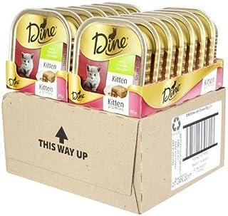 DINE Kitten Tender Chicken 14X85G (245784) (CD85KTCX14)