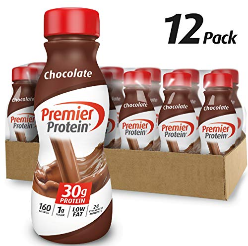Premier Protein 30g Protein Shake Chocolate 115 Fl Oz Pack of 12