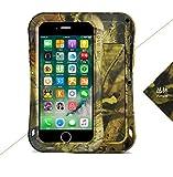 JUNGLE - Carcasa para iPhone 7 Plus (5,5 pulgadas), diseño de Love Mei