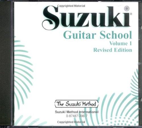 Suzuki Guitar School, Vol 1 (CD)