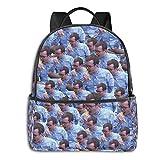 Banana Vore Boy Griffi-n Mcelro-y Travel Laptop Backpack Student School Bag