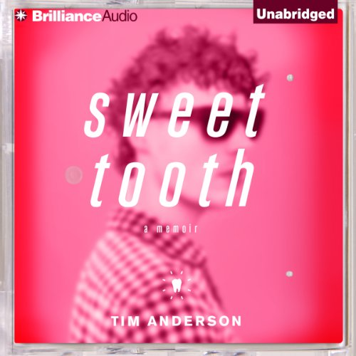 Sweet Tooth audiobook cover art
