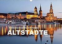 Deutschlands schoenste Altstaedte (Wandkalender 2022 DIN A3 quer): 12 wunderbar erhaltene deutsche Altstaedte. (Monatskalender, 14 Seiten )