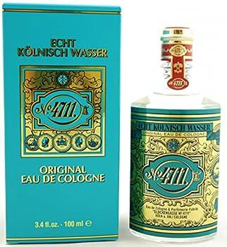 4711 Cologne Splash 3.4 Ounce