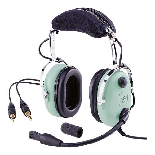 David Clark H10-13.4 Aviation Headset Portable Consumer Electronic Gadget Shop