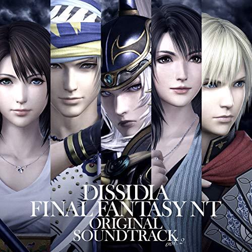 Dissidia Final Fantasy Nt (Original Soundtrack) [Import]