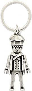 Amazon.es: llavero playmobil plata
