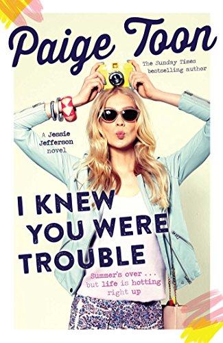 I Knew You Were Trouble: A Jessie Jefferson Novel (Jessie Jefferson Novels Book 2) (English Edition)