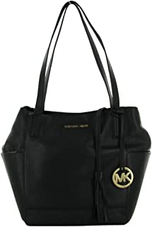 Ashbury Women's Large Grab Bag Purse Handbag Black