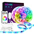 Dreamcolor 32.8FT LED Strip Lights RGBIC, Govee WiFi Wireless Smart Phone Controlled Led Light Strip 5050 LED Lights Sync to Music, Work with Alexa, Google Assistant, Android iOS (Not Support 5G WiFi)