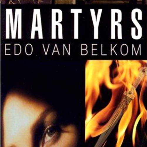 Martyrs audiobook cover art