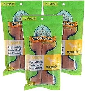 YETI Dog Chews, Medium, 2 per Pack