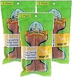 Yeti Dog Chews, Medium, 6 Yak Milk Dog Chews