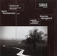 BEETHOVEN: Concertos 1 & 2 by Boris Berezovsky (2001-02-01)