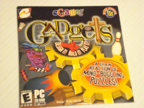 Gadgets by Egames ( Windows XP )