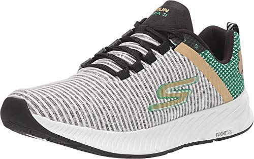 Skechers Performance Go Run Forza 3-Boston Marathon 2019 White/Green 8