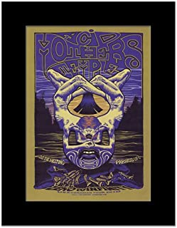 Acid Temple Mothers - North America Tour 2010 Mini Poster - 35.6x25.4cm