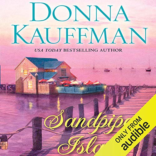 Sandpiper Island audiobook cover art