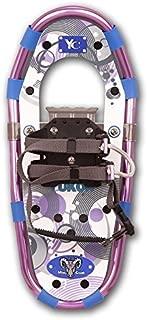 Yukon Charlie's Junior Series Aluminum Snowshoe - 7 x 16 - Purple by Yukon Charlie's