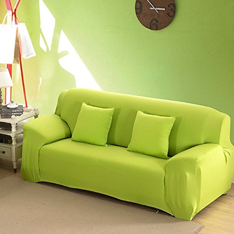 Farmerly Stretch Sofa Cover Big Elasticity 100% Polyester Spandex ...