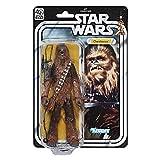 Star Wars Black Series - Figurine Multicolore 40ème Anniversaire 27,7x 18,2x 4,9cm (Hasbro) Chewbacca 27.7 x 18.2 x 4.9 cm Multicolore