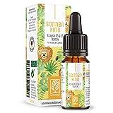 Vitamin D3 K2 Tropfen Kinder 100% Vegan für 300 Tage - 500 IE Vitamin D aus Flechten & 25μg Vitamin K für Kinder I Vitamin D Kinder Vitamine - Vitamin D3 Kinder Tropfen