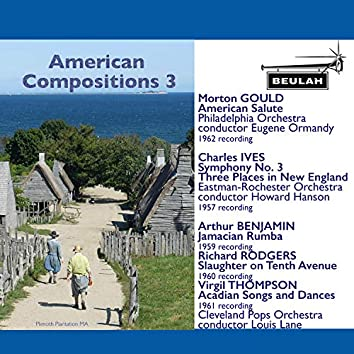 American Compositions 3