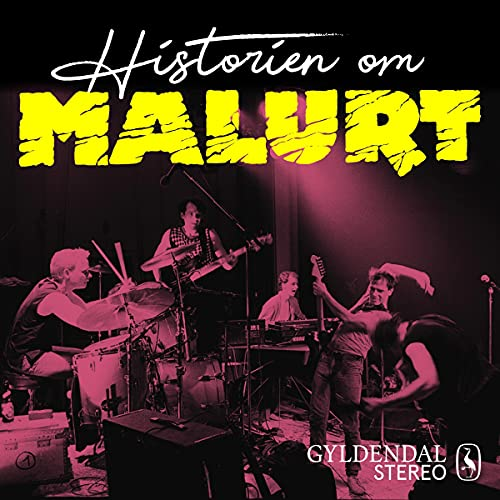 Historien om Malurt cover art