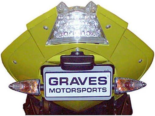 Graves Fender Wholesale Eliminator Kit Compatible with BMW S1000RR Award 10-16