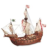Artesanía Latina 22411N. Maqueta de Barco en Madera Nueva Carabela Santa María 1/65