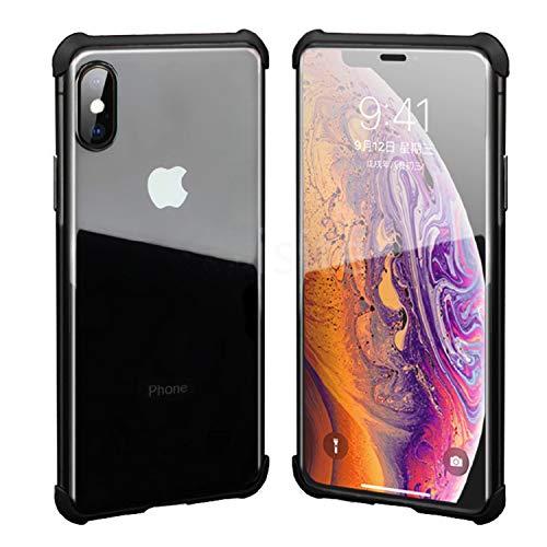 EGO TECHNOLOGY Funda Case Magnetico 360° Cristal Templado Protección Delantera y Trasera iPhone (iPhone 11)