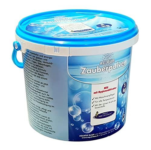 AQUA CLEAN PUR Zauberpulver mit Hygieneaktivator 5kg