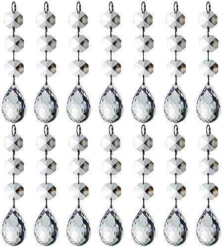 Acrylic chandelier prisms _image2