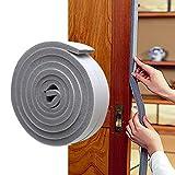 2 tiras de sellado de fondo de puerta flexible a prueba de viento tapón de polvo protector de lluvia burlete de reducción de ruido aislador de clima tira sellos tiras