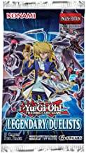 Konami Yu-Gi-Oh Cards - Legendary Duelists - Booster Pack (5 Cards)