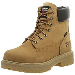 Timberland PRO Men's Direct Attach Six-Inch Soft-Toe Boot