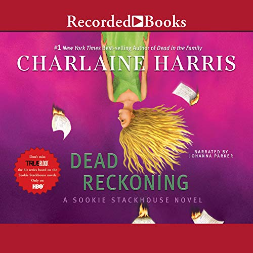 Dead Reckoning Audiobook By Charlaine Harris cover art