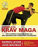 complete krav maga: the ultimate guide to over 200 self-defense and combative techniques: the ultimate guide to over 230 self-defense and combative techniques