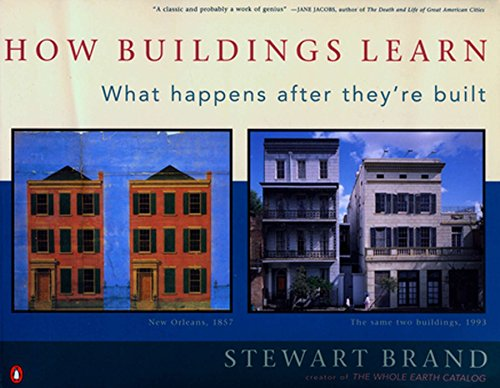 How Buildings Learn: What Happens After They're Builtの詳細を見る
