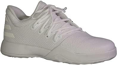adidas Kid's Harden Vol 1 Boys Basketball Running White/Running White/Legend Ink